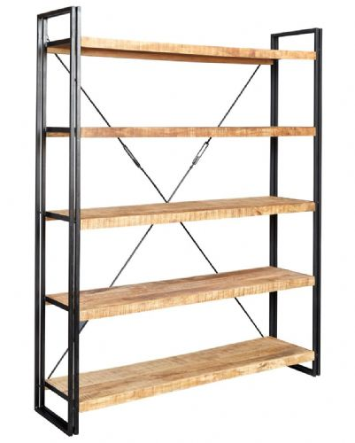 Cosmopolitan Large Open Bookcase